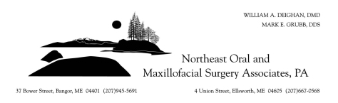 Northeast Oral Surgical Assoc. logo